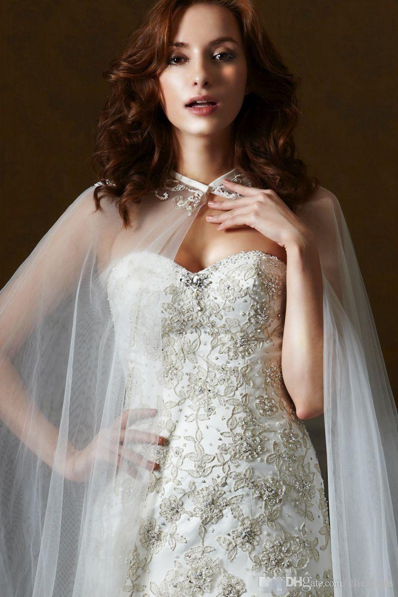 2016-New-2lace-wedding-bolero-White-Lace-Appliques-Wedding-Cloak-Cape-Beautiful-Wedding-Wrap-Bridal-Jackets