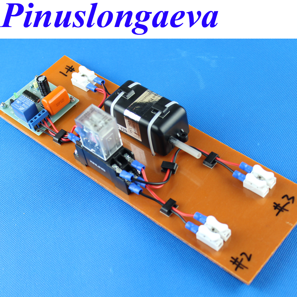 Pinuslongaeva Ozone generator air dryer filter gas dehumidification and filter the impurities electricity type automatic dryer in Air Purifiers from Home Appliances
