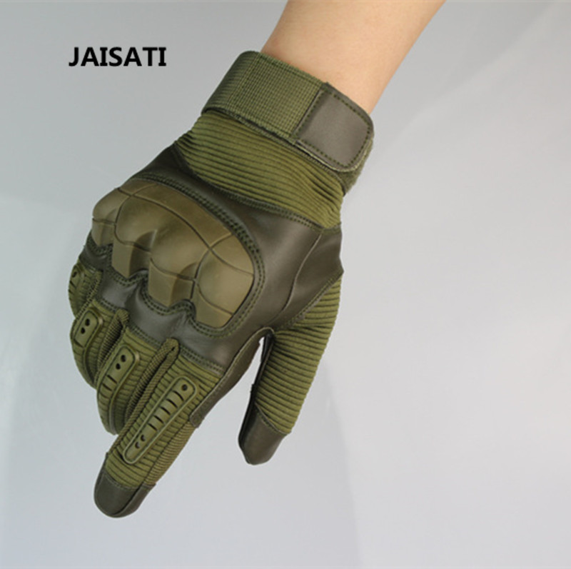JAISATI Non-slip wear-resistant breathable gloves anti-cut protective riding sports gloves racmmer cycling gloves guantes ciclismo non slip breathable mens