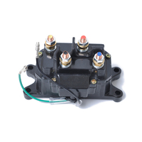 12V 250A Heavy Duty Solenoid Contactor for Ramsey Warn Superwinch ATV/UTV Winch