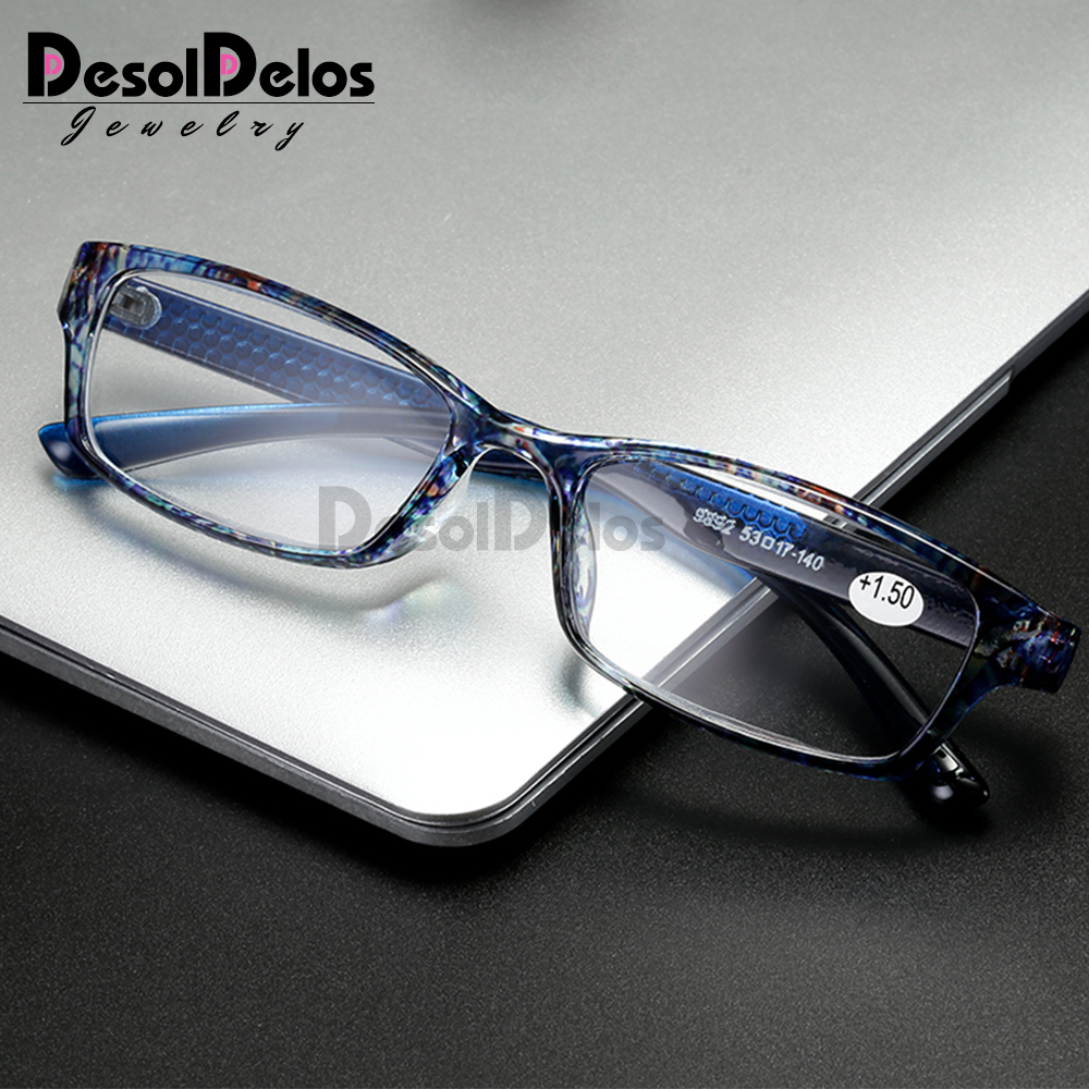 Reading Glasses Unisex Diopter Glasses Male Reading Sunglasses Presbyopic Eyeglasses +1.0+1.5+2.0+2.5+3.0+3.5 +4.0