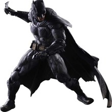 25cm Justice Dawn League Superman VS Batman Movie Batman Action Figure PVC Model Collectiable Anime Model Toys Juguetes Kids Toy