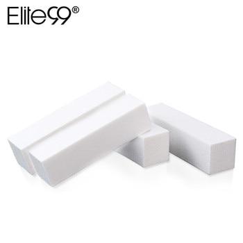 Elite99 4 stücke Schleif Schwamm Nagel Puffer Datei für UV Gel Nagellack Nail art Werkzeuge Maniküre Pediküre Nagel Datei puffer Block