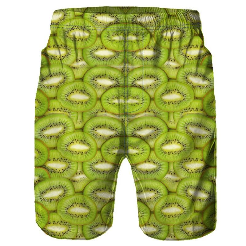 Hosen Heißer Stil 3d Obst Digitale Gedruckt Design Männer Boardshorts Plus-größe Casual Strand Männer Der Kurzen Hosen