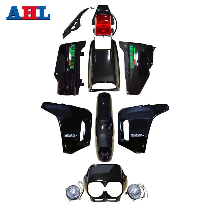 for Honda NX250 AX 1 AX1 AX 1 Sports Traverse Blue New ABS Plastic Fairing Cowl
