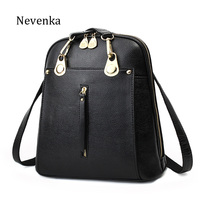 NEVENKA Women Fashion Backpack Female Handsome Rotro Backpacks Ms Classic Bags Lady Daily Shipping Shoulder Bag