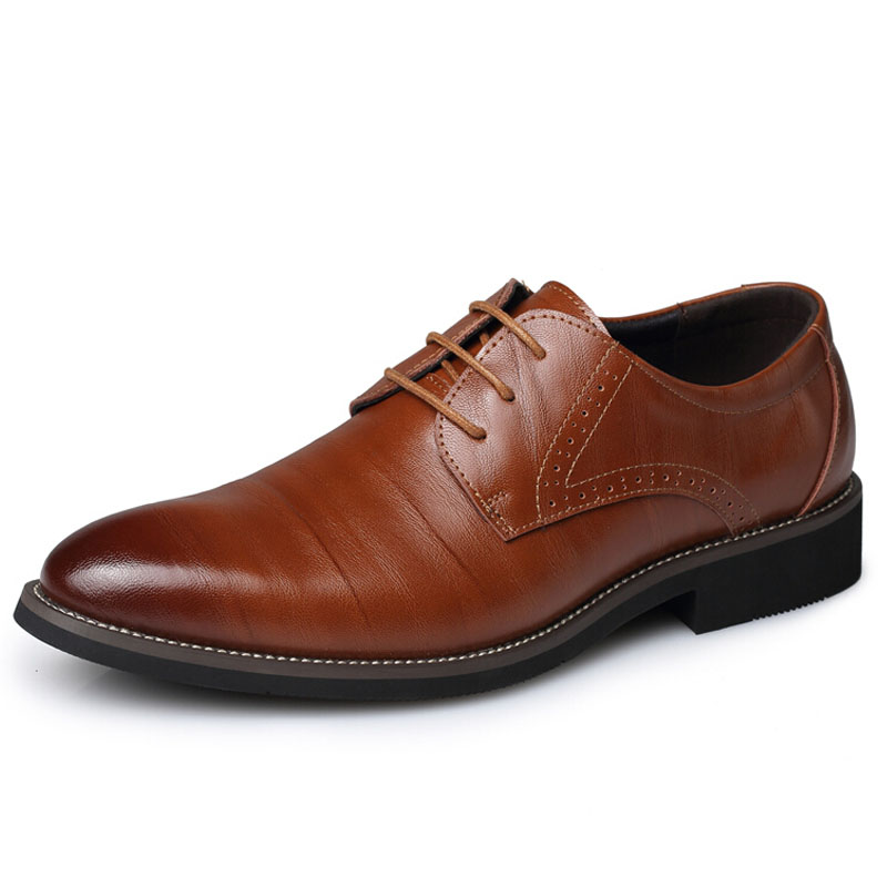 2015 Fashion British Style High Quality Genuine Leather Men Oxfords, Lace-Up Business Men Shoes Wedding Shoes, Men Dress Shoes high quality men s shoes genuine leather british style mens loafers lace up business men oxfords shoes wedding dress flats shoes