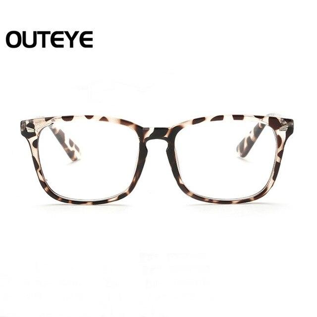 ef47cd81913 Retro Optical Myopia Glasses Womens Clear Lens Eyewear Nerd Eye Glass Frame  Transparent Computer Eyeglasses Frame
