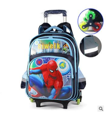 Popular Kids Backpacks Rolling-Buy Cheap Kids Backpacks Rolling ...