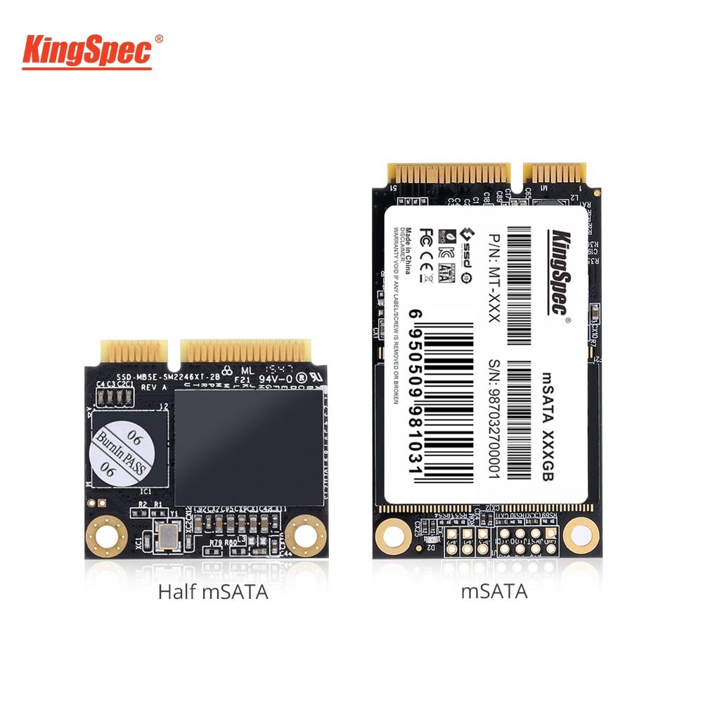 KingSpec 32GB 64GB SSD 256GB mSATA SSD 500GB 1TB Mini mSATA HDD Case to USB 3 0 HD Hard Drive Module for Tablet Desktop Laptop