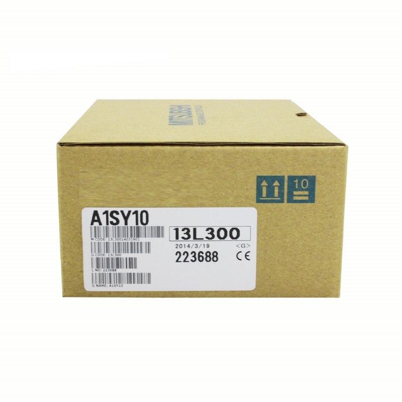 A series PLC A1SY10 output module