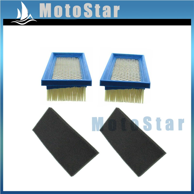 Air Filter For Honda 17218-883-W21 G200 Generac 0494511S 1494511S Briggs & Stratton 4145 93400  133400