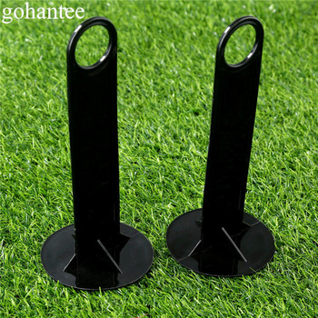 цена на gohantee 2PCS Soccer Training Accessories Football Agility Disc Cones Holder Carrier for Carrying and Storing Drill Marker Cones