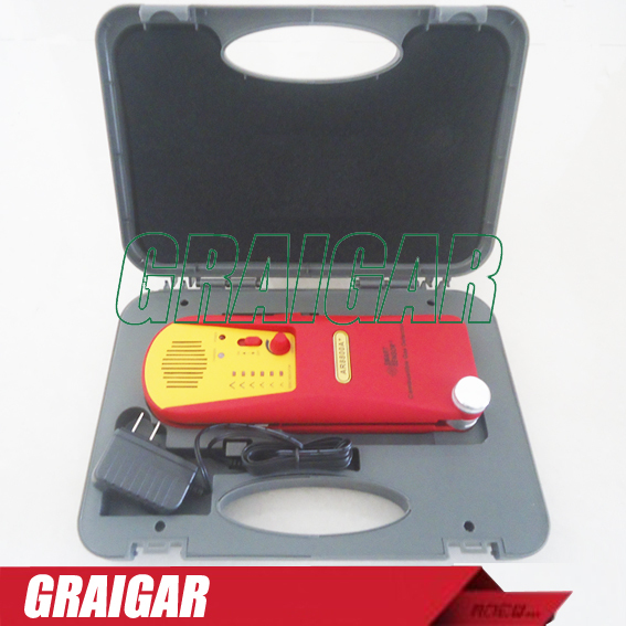 Smart Sensor AR8800A+ Combustible Gas Leak Detector Alarm, Exhaust and fuel Methane Propane Explosive 6 LED Alarm smart sensor ar8800a combustible gas detector alarm gas leak detector gas analyzer