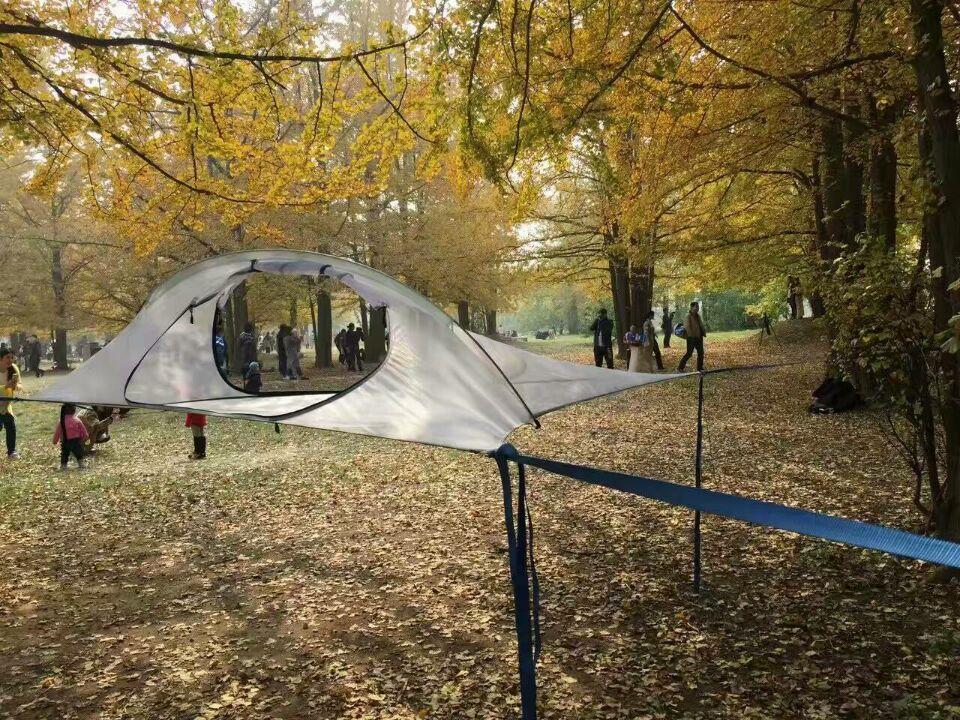 Livraison gratuite camping en plein air tentes suspendus arbre tente