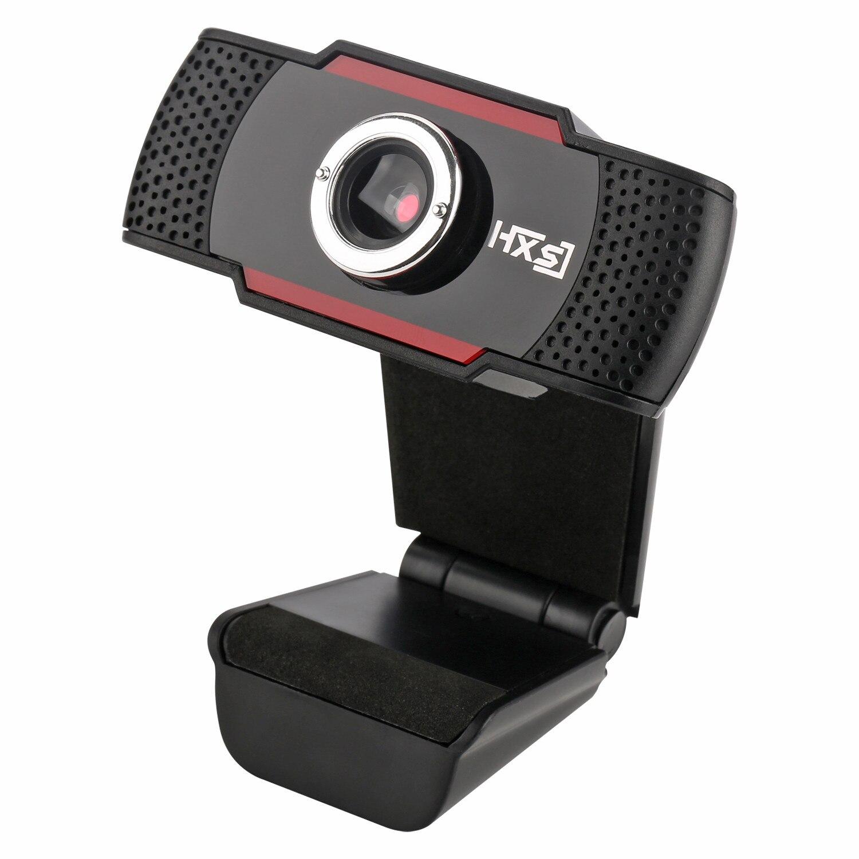 Web Cam USB Webcam HD 300 Megapixel Câmera do PC com MIC Microfone para Skype para Android TV Rotativo de Absorção Computador câmera