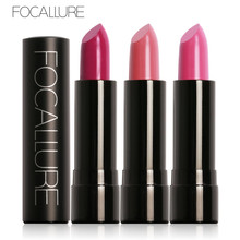 FOCALLURE 12 Colors Lipstick Moisturize Lip Stick Long Lasting Easy to Wear Lips Makeup Tools Liquid Lipsticker Tools