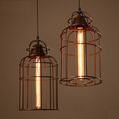 Retro Loft Style Creative Iron Art Edison Pendant Light Fixtures Vintage Industrial Lighting For Dining Room Hanging Lamp american edison loft style rope retro pendant light fixtures for dining room iron hanging lamp vintage industrial lighting page 5