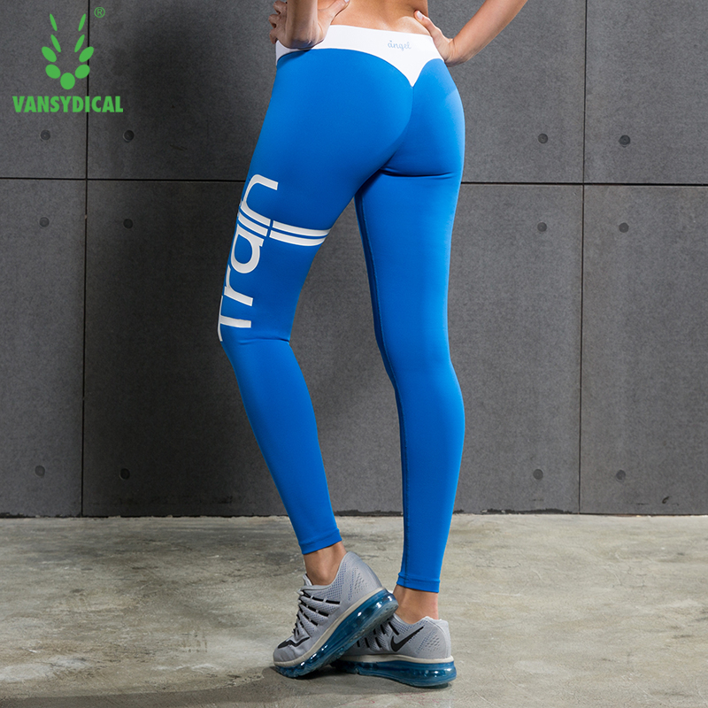 Women Compression Tights Pants Yoga Pants Gear Sports -3736
