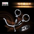 Magnet Therapy Men Penis Ring,Pulse Shock Physiotherapy Enlargement Male Cock Ring,Electronic Impulse Penis Stimulator