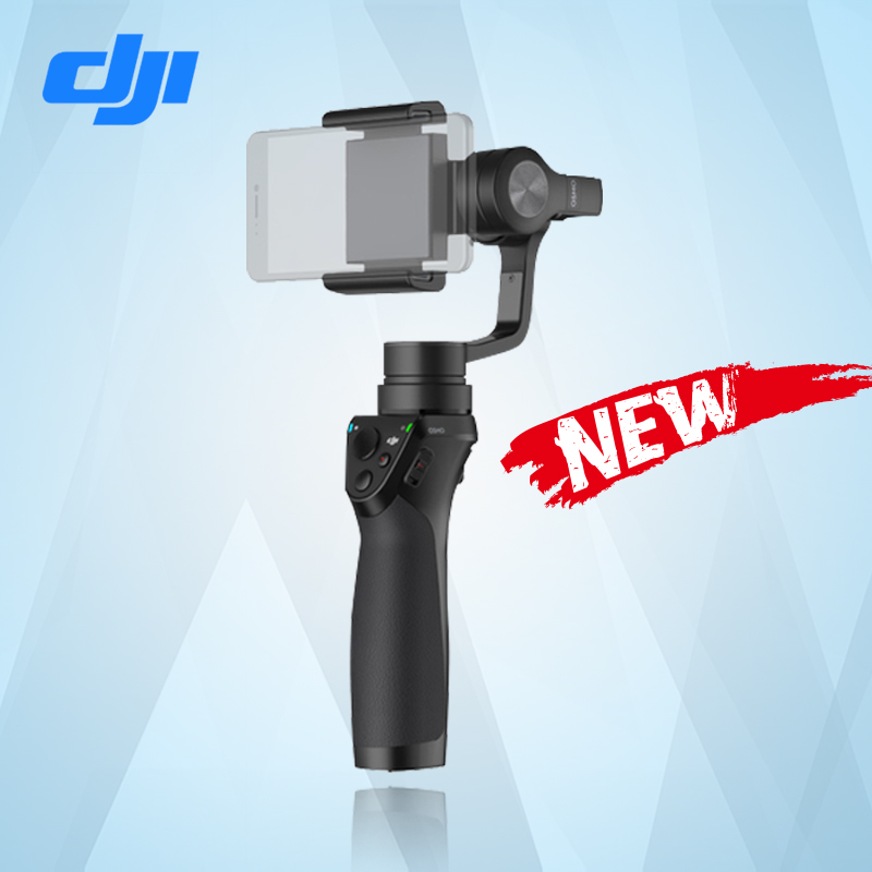 Newest DJI OSMO Mobile Handheld Gimbal Stabilizer with DJI GO app OSMO Mobile Gimbal for Smartphone free Ship!Warranty!Hottest!