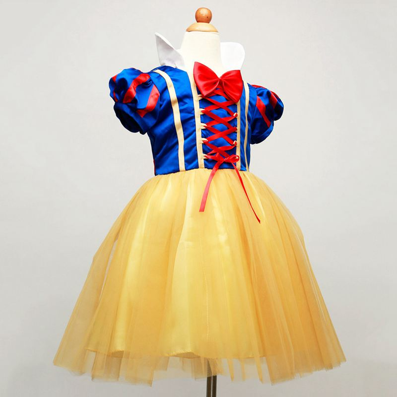 Girls-Snow-White-Costume-Cosplay-Kids-Girl-Princess-Party-Dresses-with-Cape-Short-Sleeve-Dress-with-Bow-Children-Cartoon-Clothes-4