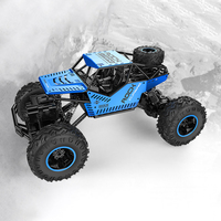 Racing Children Off Road RC Car Anti interference 12mph Truck 1:16 Scale Kids Toy ABS Gift 4WD Wireless Electric Remote Control