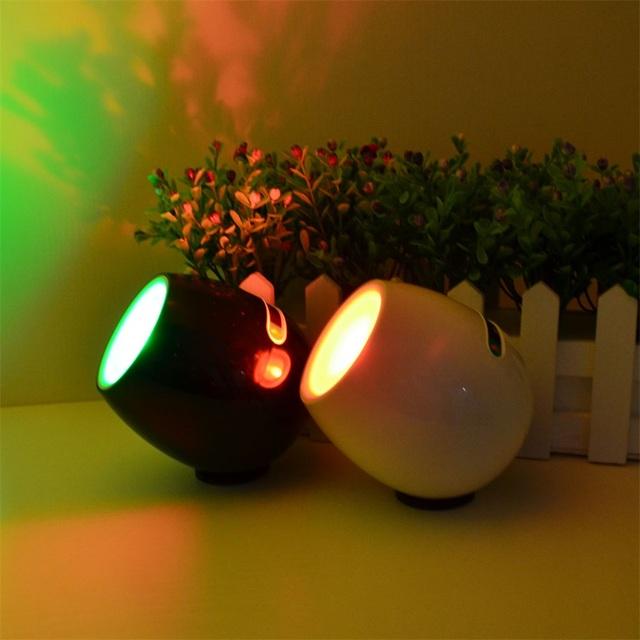 Luz da noite levou sensor de toque rgb mudança da cor novelty luz atmosfera humor usb lâmpada de emergência para iluminação do feriado
