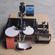 Discount New Design 5 In 1 Heat Transfer Machine Sublimation Heat Press Machine For Plate Mug