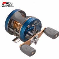 100% Original Abu Garcia 14 AMBASSADEUR C4 5600 5601 Right Left Hand Baitcasting Fishing Reel 6.3:1 5BB 285g Drum Fishing Reel