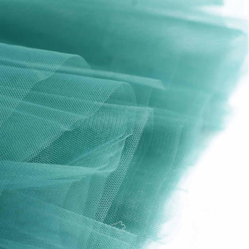 2019 черная женская  длинная юбка из фатина пышная юбка с запахом  летняя  миди  плиссе пачка юбки больших размеров юбка солнце тюль юбка с разрезом