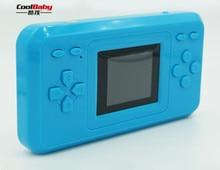 Jogador Do Jogo Handheld Tela Colorida criança Portátil Embutido 298 Jogos Clássicos Retro Crianças RS-18 consola de jogos de cor Brinquedos clássicos