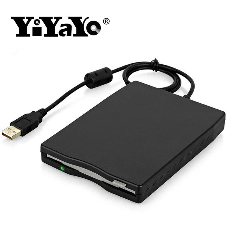 Unidad de disco portátil con disquete externo USB YiYaYo 3.5 1.44 MB - Componentes informáticos - foto 3