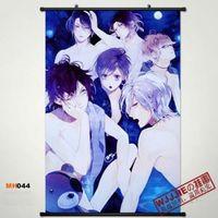 DIABOLIK LOVERS Wall Poster Scroll Home Fabric Decor Sakamaki Ayato Anime 7