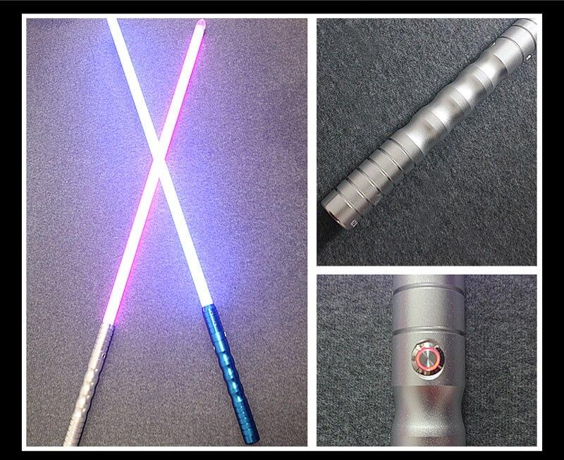more sounds Luke Black Series Skywalker LightSaber Jedi Blue Vader Sword Five of special gift third generat toy