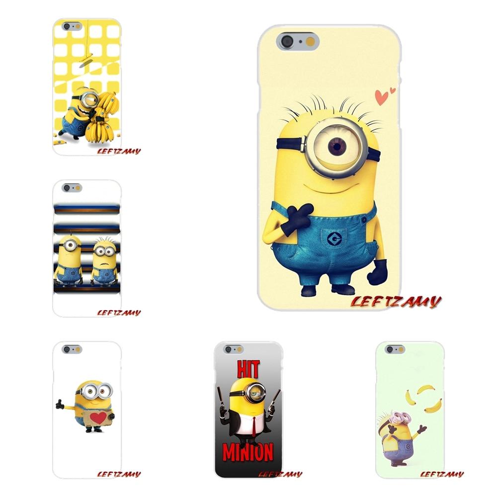 Accessories Phone Cases Covers Cartoon Yellow Minions For Samsung Galaxy A3 A5 A7 J1 J2 J3 J5 J7 2015 2016 2017