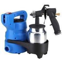 650 W Elektrische Malerei Sprayer Gun 1000 mL Farbe Container-Home Verbesserung Power Tools Für Möbel Dekoration/holz malerei