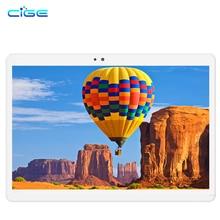 El Envío Libre de DHL 10.1 Pulgadas Inteligente Android Tablet PC Octa Core Android 7.0 Tablet pc RAM 4 GB ROM IPS Pantalla GPS tablette 64 GB