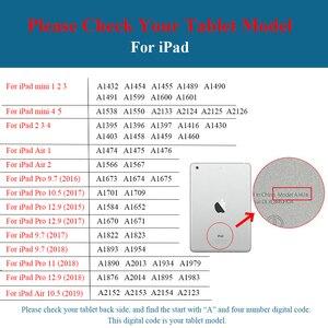 Image 5 - IPad Pro 11 12.9 2018 용 안티 스파이 강화 유리 스크린 프로텍터 iPad Pro 10.5 Air 3 2019 용 블랙 프라이버시 유리 필름