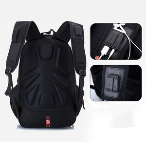 """Image 5 - Brand Swiss Laptop 15""""Backpack External USB Charge Swiss Computer Backpacks Anti theft Backpack Waterproof Bags for Men Women"""