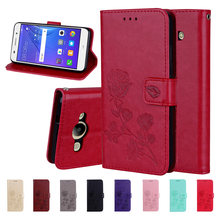 Leather Flip Case For Huawei Y3 2017 Case Cover For Huawei Y3 2017 Wallet Case For Huawei Y3 2017 Funda(China)