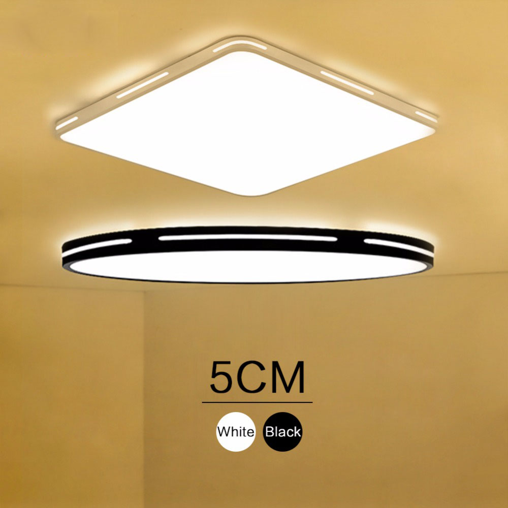 Ceiling Lights Reliable Long Strip Light Modern Led Ceiling Lights For Living Room Bedroom Balcony Aisle Corridor Acrylic Home Lighting Ceiling Lamp
