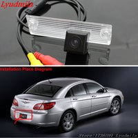 Wireless Parking Camera For Chrysler Sebring / Concorde / 300 Car Rear view Camera / HD CCD Night Vision Back up Reverse Camera