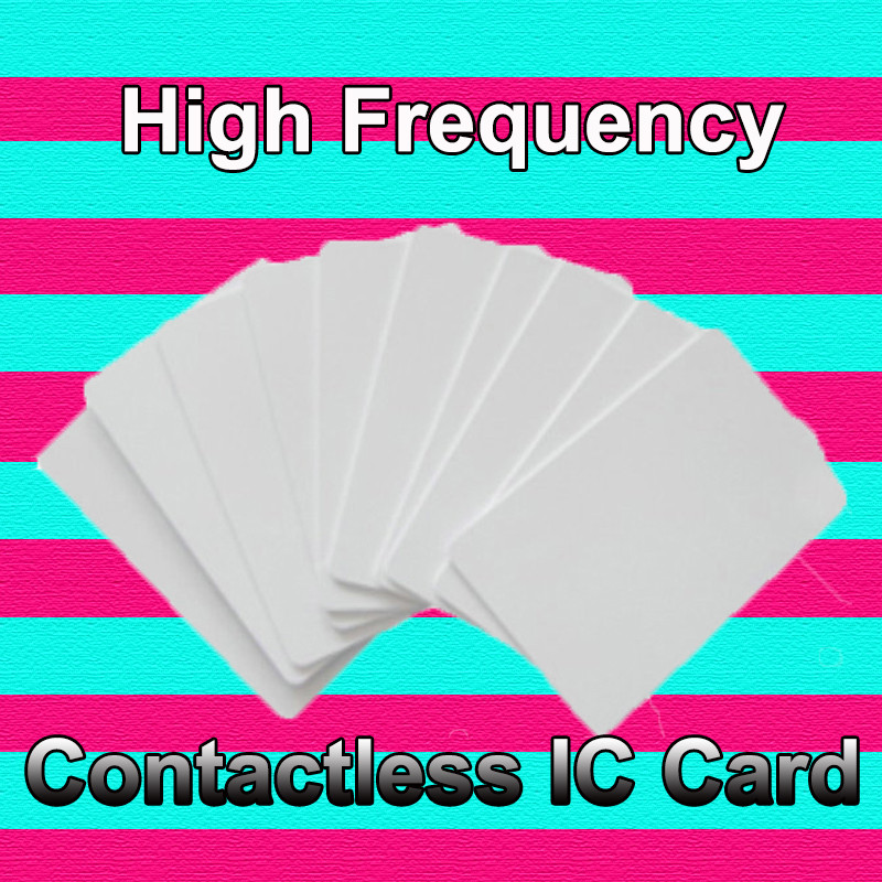 20PCS RFID Key Tag Access Control Card Used as Contactless High-Frequency IC Cards for Attendance 6