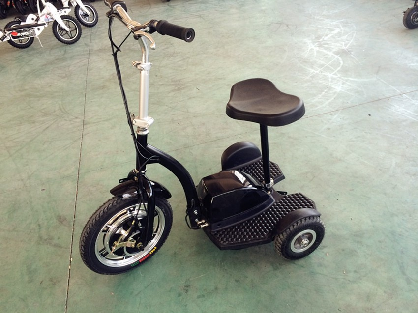 Three Wheels Kids Scooter Mini Child Scooter Electric Scooter 3