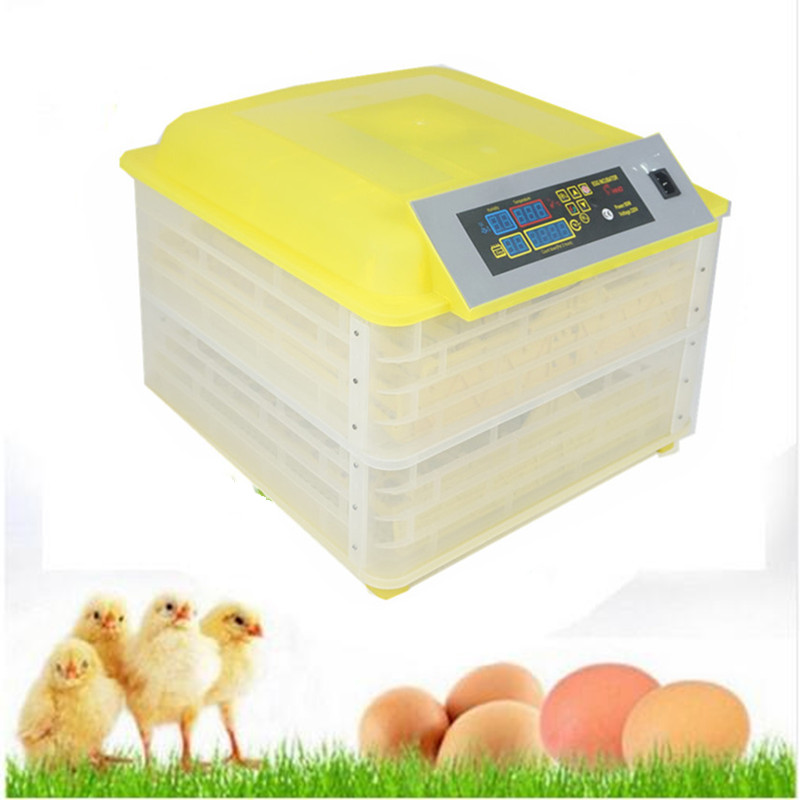 Mini household egg hatching machine for sale automatic turning eggs poultry incubator for quail eggs