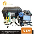 Original Ruiyan RY-F600P FTTH Fiber Optic Splicing Machine Fusion Splicer
