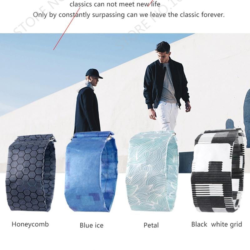 Nieuws papr Mode leven Heren sport horloge waterdicht heren - Herenhorloges
