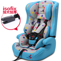 Child safety car seat baby car child safety seat 3C certification ISOFIX interface for automobile