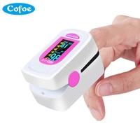 Digital Finger Oximeter OLED Pulse Oximeter Display Pulsioximetro SPO2 PR Oximetro De Dedo Oximeter A Finger